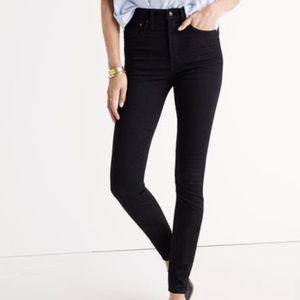 BN Madewell Rivet & Thread Extra High Skinny Jeans
